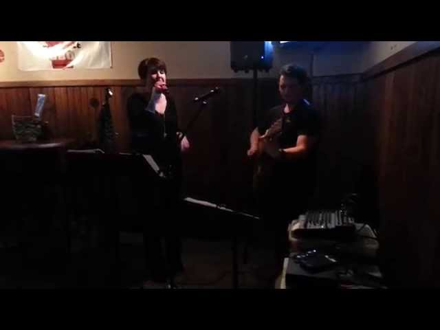 Rich Girl Acoustic Cover - Christine Witt & Mark Soini