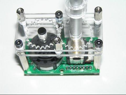 Montaje del kit para ejes concéntricos / Concentric shafts kit assembly