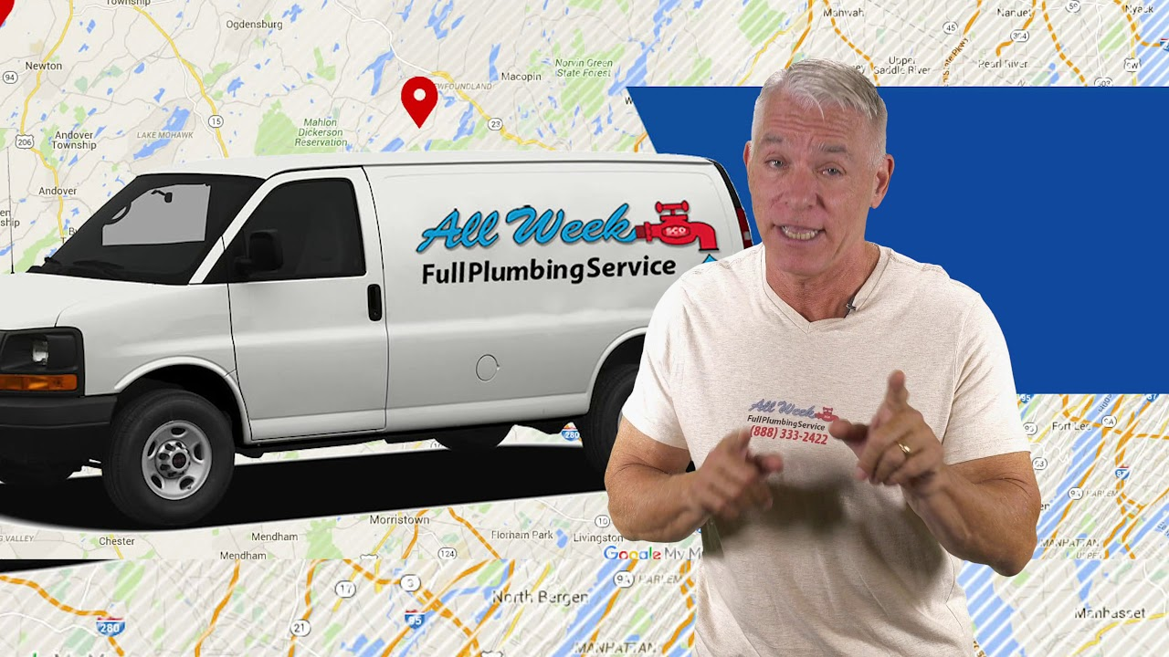 Central NJ Plumber - Plumbing, Water Heater, Sewer, Drain Service In Central New Jersey