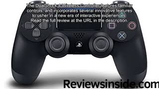 DualShock 4 Wireless Controller for PlayStation 4 – Jet Black (CUH-ZCT2) review