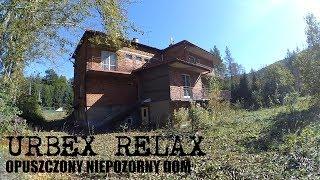 Opuszczony niepozorny dom - Urbex Relax