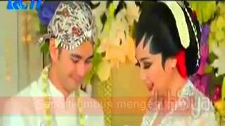 Nagita Slavina Ft  Raffi Ahmad   Kamulah Takdirku Full Lyrick