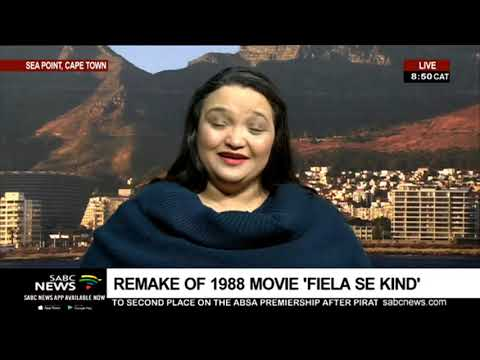 Remake of film 'Fiela se kind': Dalene Mathee