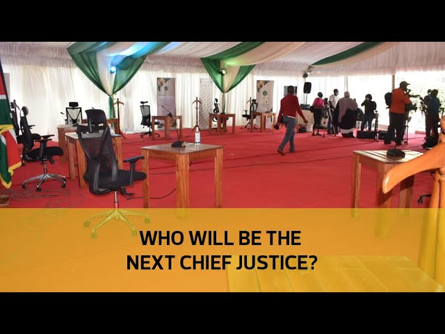 Who will be the next Chief Justice