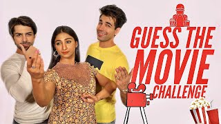 Guess the Movie Challenge | Rimorav Vlogs
