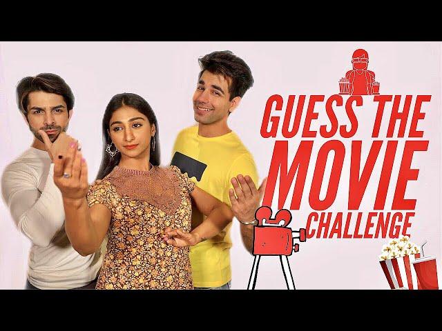 Guess the Movie Challenge | Rimorav Vlogs
