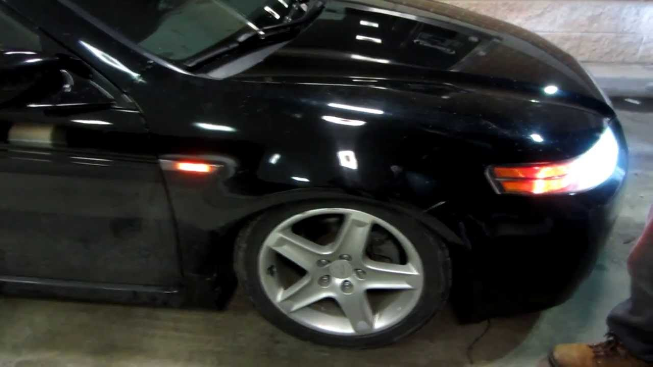 Vlog Lower The Acura TL YouTube - 2005 acura tl lowering springs
