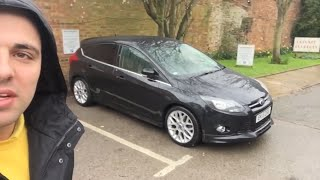 Ford Focus Zetec S 2013 2.0 diesel 163bhp review with automatic gearbox by Calvin's Car Diary
