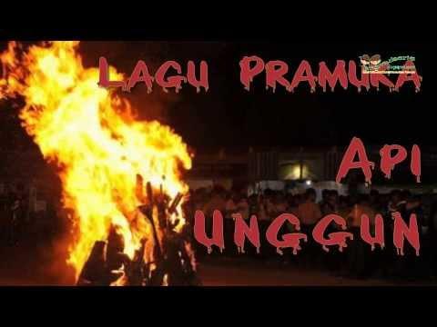Lagu Pramuka Api Unggun