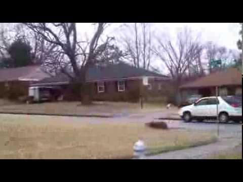 Memphis investment property - 3726 Julia Street in Frayser, Memphis, Tennessee