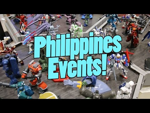 817 - Philippines Events!