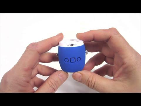 😍 LIFE N SOUL  BM101 - Mini Water Resistant Speaker - Review  ✅
