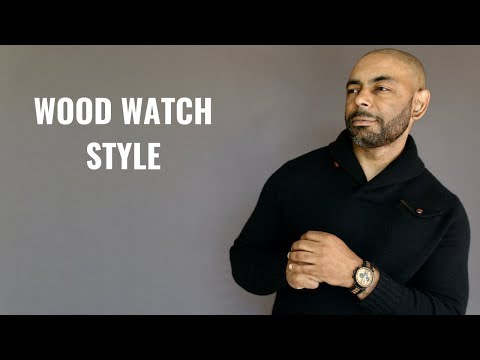 How To Wear A Wood Watch