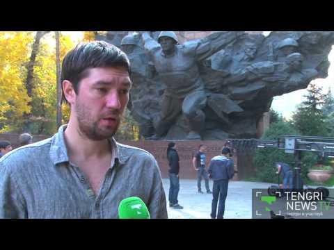 Съемки фильма 28 панфиловцев проходят в Алматы