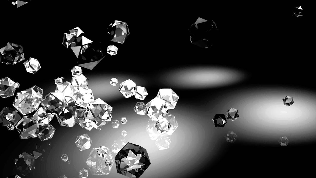 Cinema 4d   Diamonds HD - YouTube