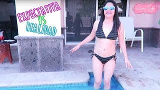 Download Video Pensabas que yo era GORDA? EXPECTATIVA VS REALIDAD - VACACIONES! MP3 3GP MP4