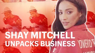 Shopping for Business Advice with Shay Mitchell