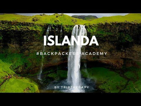 A Road Trip in Iceland - Backpackers academy in islanda - Trip Therapy GoPro Hero HD