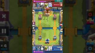 Three Crown Draw Clash Royale