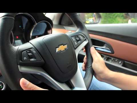 [Test Drive] Chevrolet Cruze 2015 : ลุคใหม่สไตล์ออโต้บอท ปลดล็อคปัญหาเกียร์