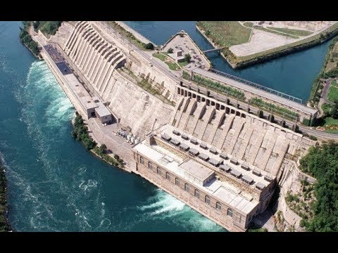 The History Of Niagara Power - Classic Science