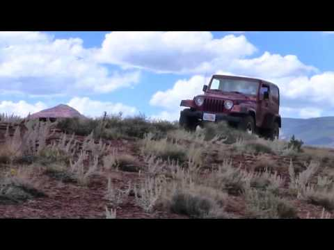 Hanksville Utah Travel Introduction (75 seconds)