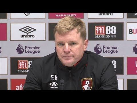 Eddie Howe post match press conference   AFC Bournemouth 2-2 Newcastle United   Premier League