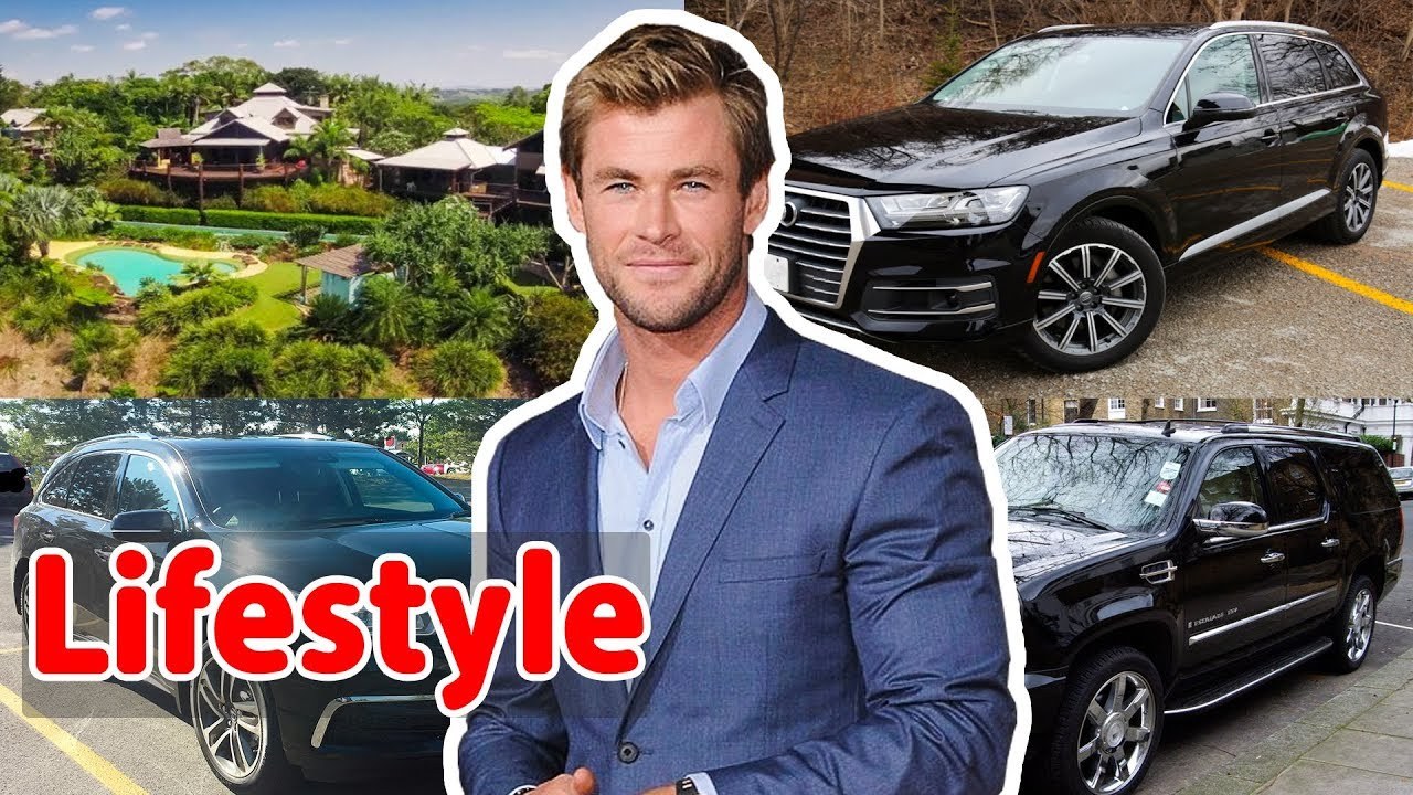 Chris Hemsworth Net Worth | Lifestyle | House | Cars ...
