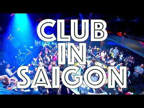 【ベトナム/ホーチミン】Vietnam Ho Chi Minh (Saigon)  CLUB in SAIGON【クラブ】