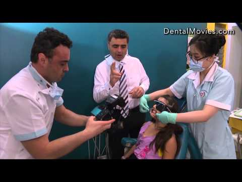 Taking intraoral and extraoral records