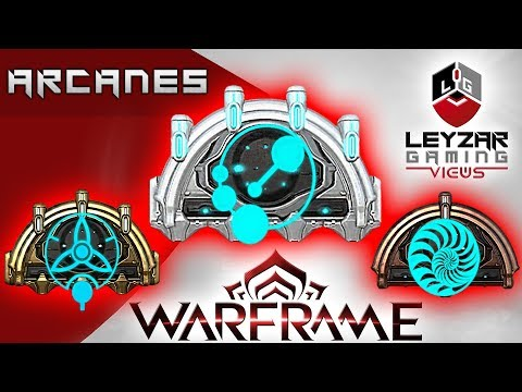 Warframe (Guide) - What are Arcanes & Double Stacking (Mechanics Explained & Tested) thumbnail