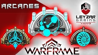 Warframe (Guide) - What are Arcanes & Double Stacking (Mechanics Explained & Tested)