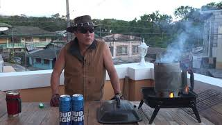 Outdoor Cooking Show in a Country State of Mind