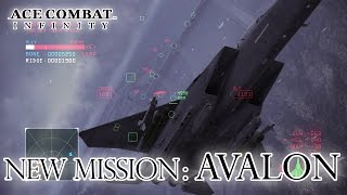 Ace Combat Infinity - PS3 - Avalon (Trailer)