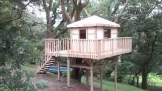 Treehouse - Building Step by Step