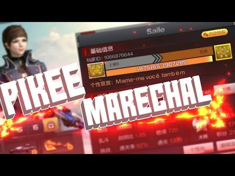 LIVE! CF MOBILE - UP LEVEL 100. PIKE MARECHAL