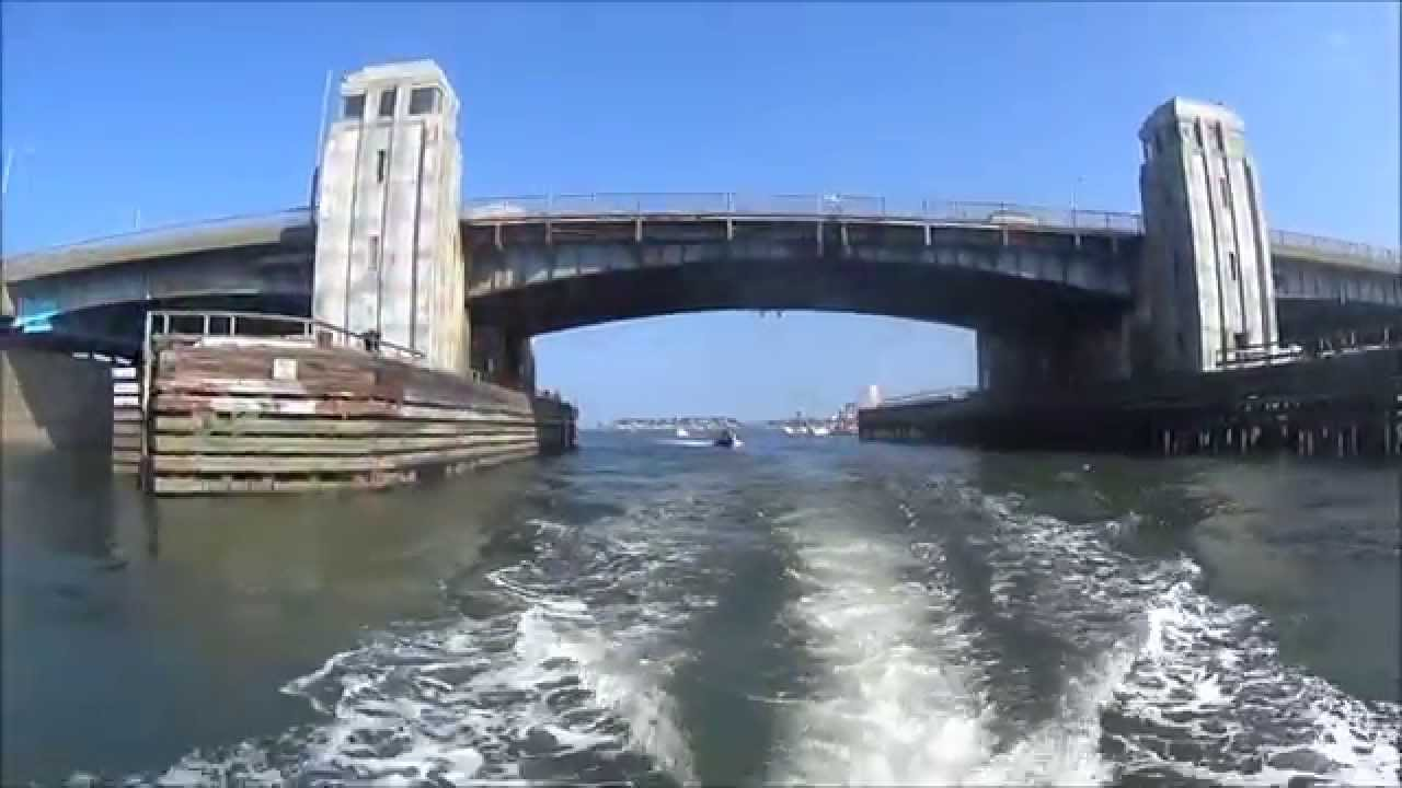 900 Boat From Craigslist Fixed Up And Cruising Around Youtube