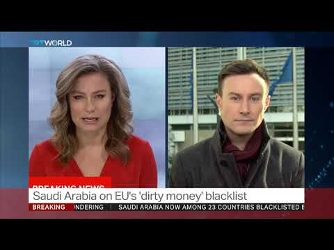 EU proposes to add Saudi Arabia to 'dirty money' blacklist Mp3