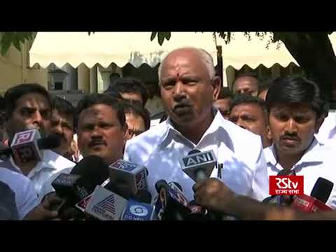 Yeddyurappa decides not to jump the gun, says he'll wait for final results