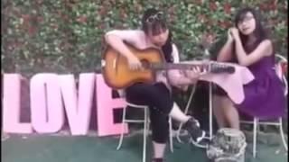 Guitar : Lỗi ở yêu thương ( cover ) Minh Anh - Thu Thảo