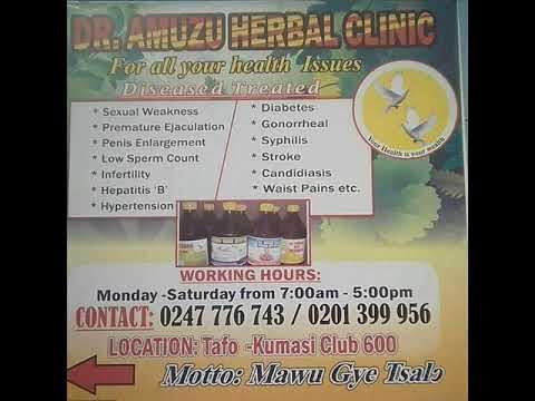 Kumasi Sex Doctor