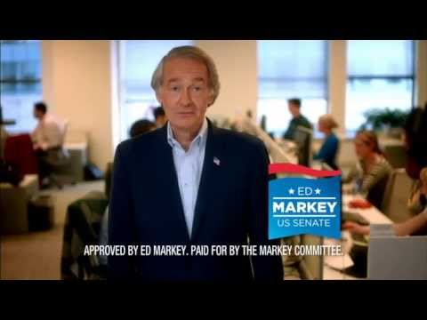 Ed Markey for MA | TV Ad: Innovation