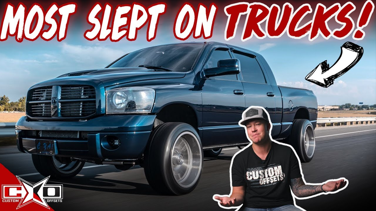 Underrated Trucks From Each Brand!!