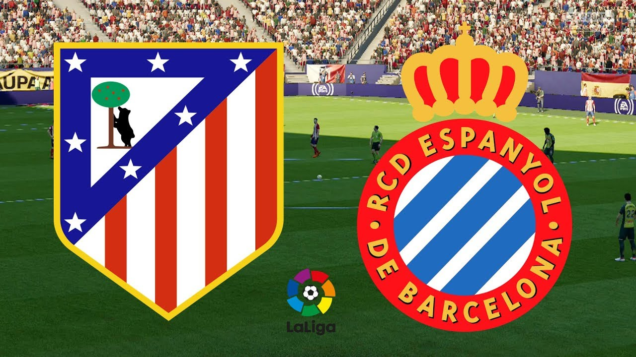 اتلتيكو مدريد واسبانيول بث مباشر