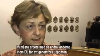 Rumäniens ambassadör: uppmuntra inte tiggeriet