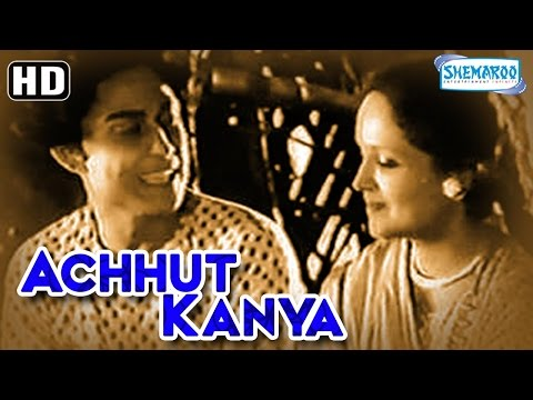 Achhut Kanya {HD} - Ashok Kumar - Devika Rani - Old Hindi Full Movie - (With Eng Subtitles)
