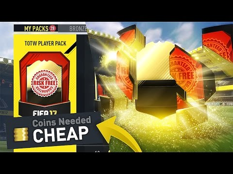 GUARANTEED IF PACK CHEAP (UNDER 20K) - #FIFA17 Ultimate Team