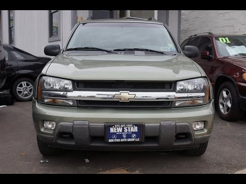 2003 Chevrolet Trailblazer LT EXT 4WD