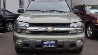 2003 Chevrolet Trailblazer LT EXT 4WD