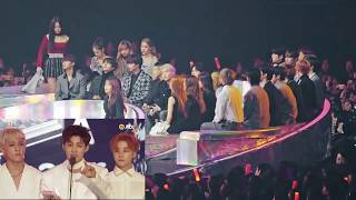 Gambar cover 181201 BTOB, BLACKPINK,(G)I-DLE and more reaction to iKON B.I 'Songwriter Award'